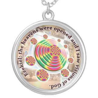 Ezekiel s Wheel Necklace