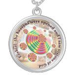 Ezekiel's Wheel Necklace