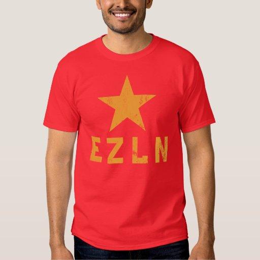 EZLN - Ej�rcito Zapatista de Liberaci�n Nacional Remera