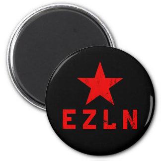 EZLN - Ejército Zapatista de Liberación Nacional Refrigerator Magnets