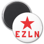 EZLN Zapatista Magnet