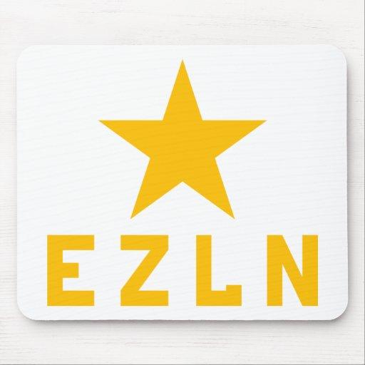 EZLN Zapatista Mousepad Alfombrillas De Ratones