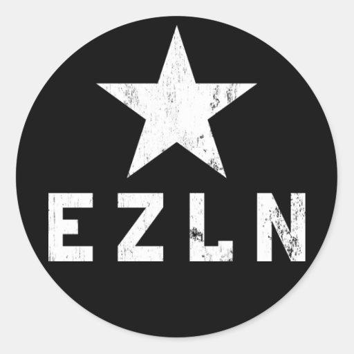 EZLN Zapatista Sticker