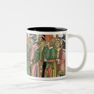 Ezra 6 16 The Temple of Jerusalem is dedicated by Coffee Mugs