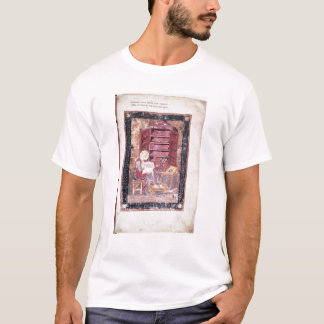 Ezra writing the sacred books T-Shirt