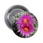 F0005 Cactus Flowers Button
