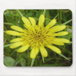 F0009 Yellow Wildflower two Mouse Pads