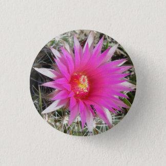 F0012 Ball Cactus (Escobaria Vivipara) Pinback Button