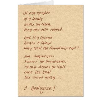 F08: Apology Card