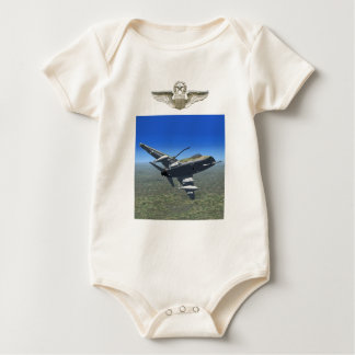 F100 Super Sabre Fighter Plane T-shirt