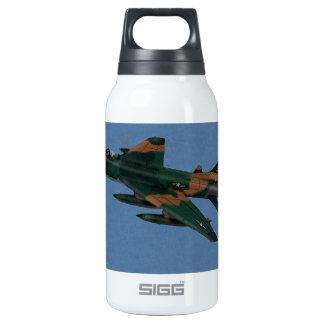 F100 Super Sabre Vietnam War Veteran 10 Oz Insulated SIGG Thermos Water Bottle