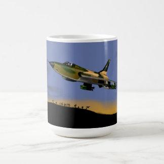 F105 Thunderchief Coffee Mug