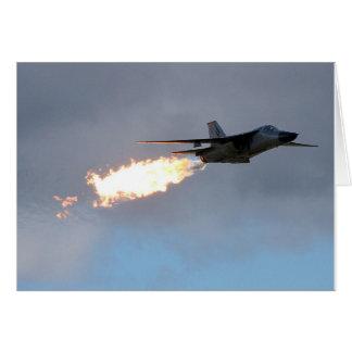 F111 Dump & Burn Cards