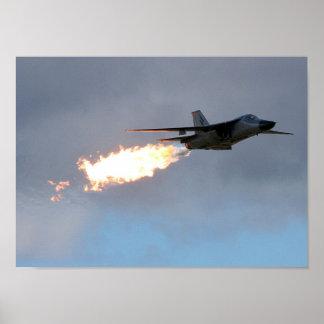 F111 Dump & Burn Posters