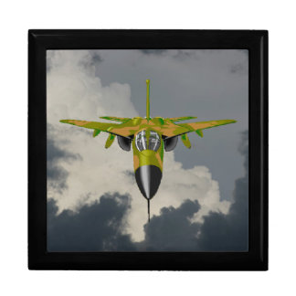 F111 FIGHTER IN YOUR FACE KEEPSAKE BOXES