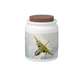 F111 FIGHTERS IN YOUR FACE CANDY JAR