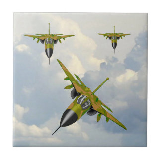 F111 FIGHTERS IN YOUR FACE TILE