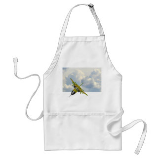 F111 IN YOUR FACE APRON