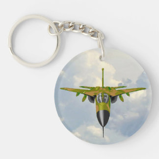 F111 IN YOUR FACE KEYCHAIN