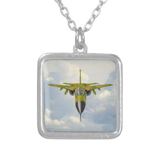 F111 IN YOUR FACE PERSONALIZED NECKLACE
