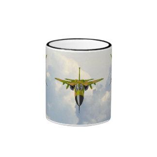 F111 IN YOUR FACE RINGER MUG