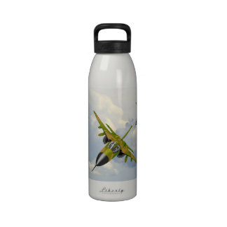 F111 IN YOUR FACE DRINKING BOTTLES