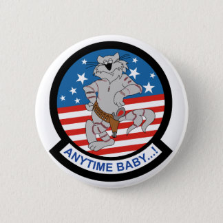 F14 Anytime Baby Pinback Button