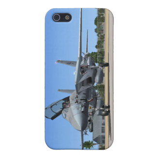 F14 Tomcat Jet Fighter Case For iPhone SE/5/5s