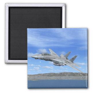 F14 Tomcat Jet Fighter Magnet Fridge Magnet