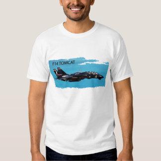 F14-TOMCAT POLERA
