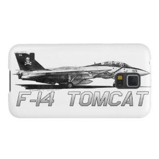 F14 Tomcat VF-103 Jolly Rogers - drawing Samsung Galaxy Nexus Case