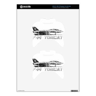 F14 Tomcat VF-103 Rogers alegre - dibujo Mando Xbox 360 Skin