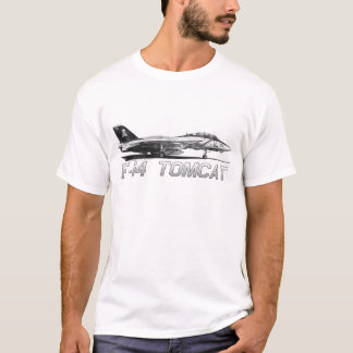 F14 Tomcat VF-103 Rogers alegre - dibujo Playera