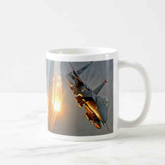 F15 Hot Flares Coffee Mug