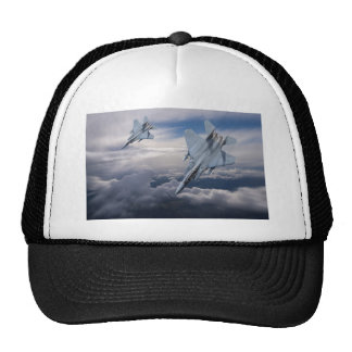 F15 Pair Diving Trucker Hat