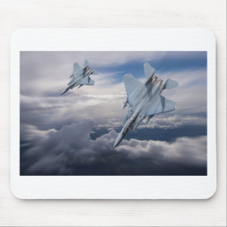 F15 Pair Diving Mouse Pad