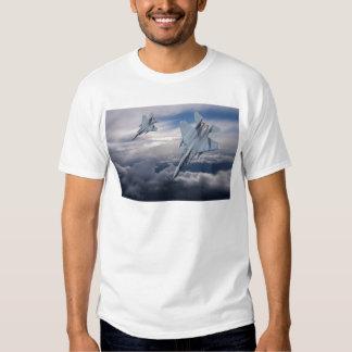 F15 Pair Diving T-shirt