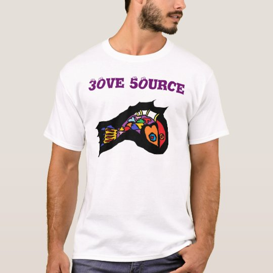 f15h 30ve50urce T-Shirt