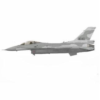 F16 Fighting Falcon Drawing Cutout