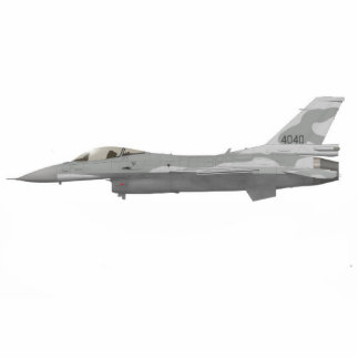 F16 Fighting Falcon Drawing Cutout Photo Sculptures