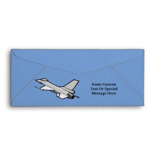 F16 Fighting Falcon Fighter Jet In Flight Envelopes