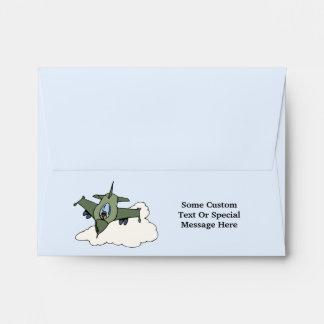 F16 Fighting Falcon Fighter Jet In Flight Envelope