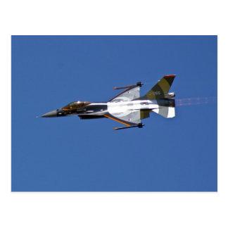 F16 Fighting Falcon Postcards
