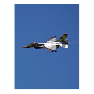 F16 Fighting Falcon Post Cards