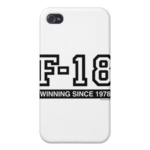 F18 CASES FOR iPhone 4