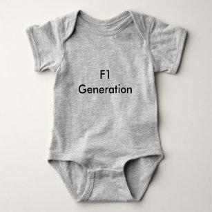 F1 Generation Baby Bodysuit