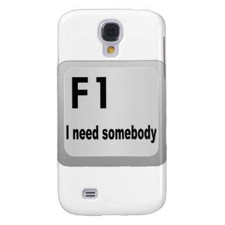 F1 I need somebody Samsung Galaxy S4 Cover