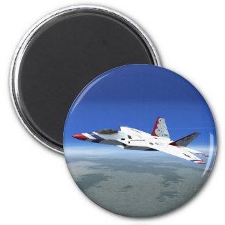F22 Raptor Blue Angels Jet Fighter Plane Magnet Refrigerator Magnet