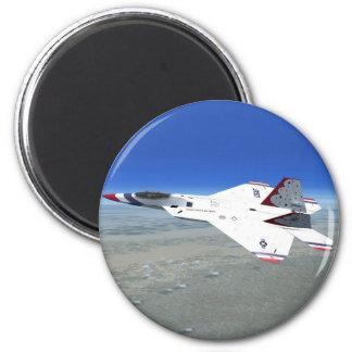 F22 Raptor Blue Angels Jet Fighter Plane Magnet Fridge Magnets