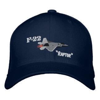 F22 Raptor Embroidered Hat